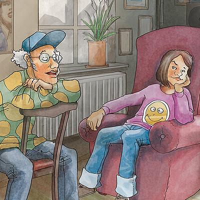 Reiner lesprenger grandpa1