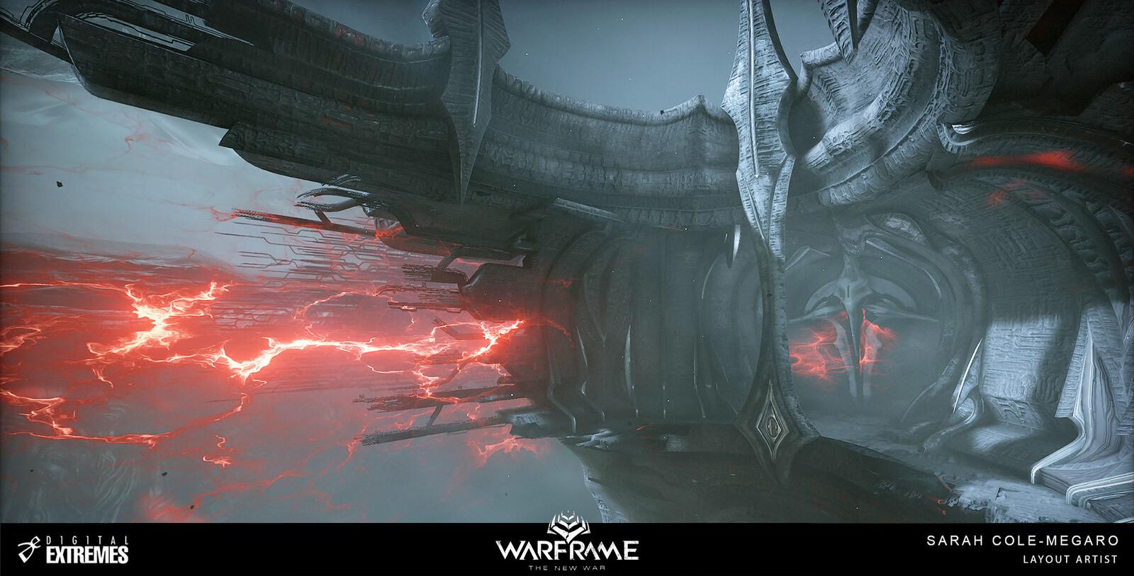 WarFrame: The New War