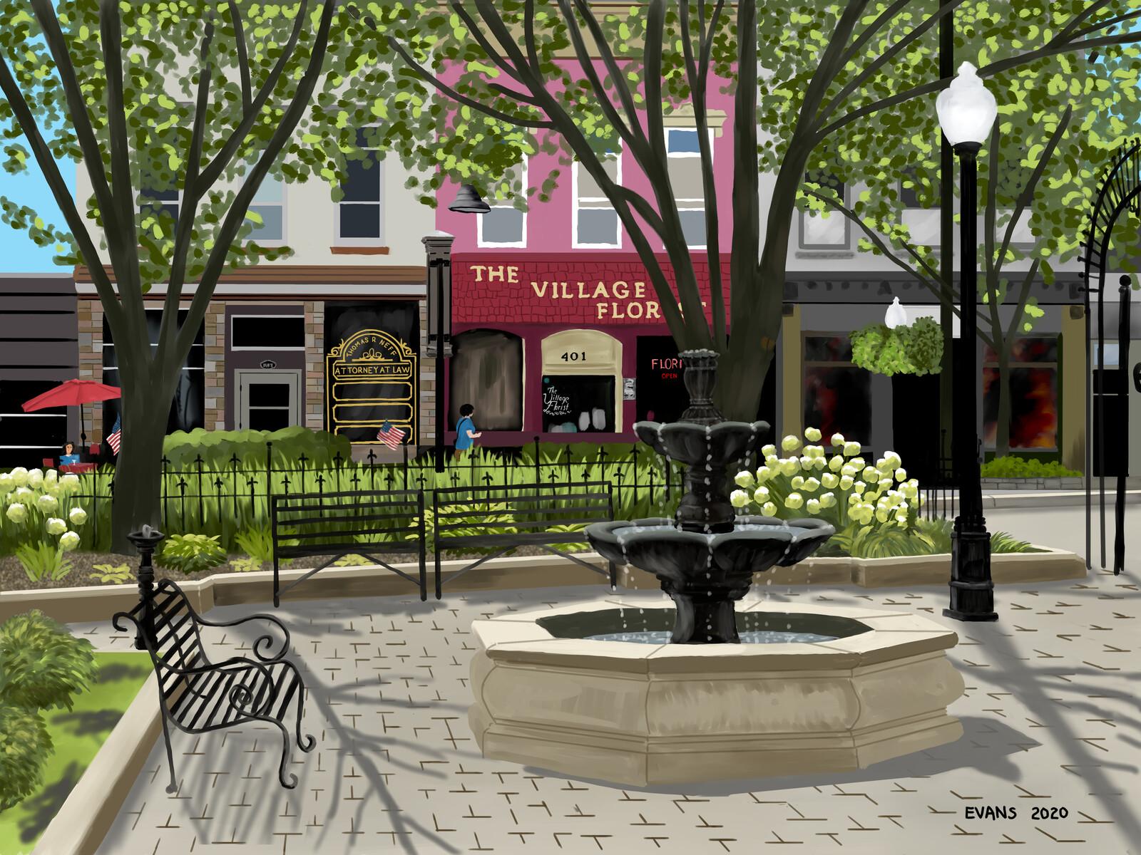Milford Main Street 2020