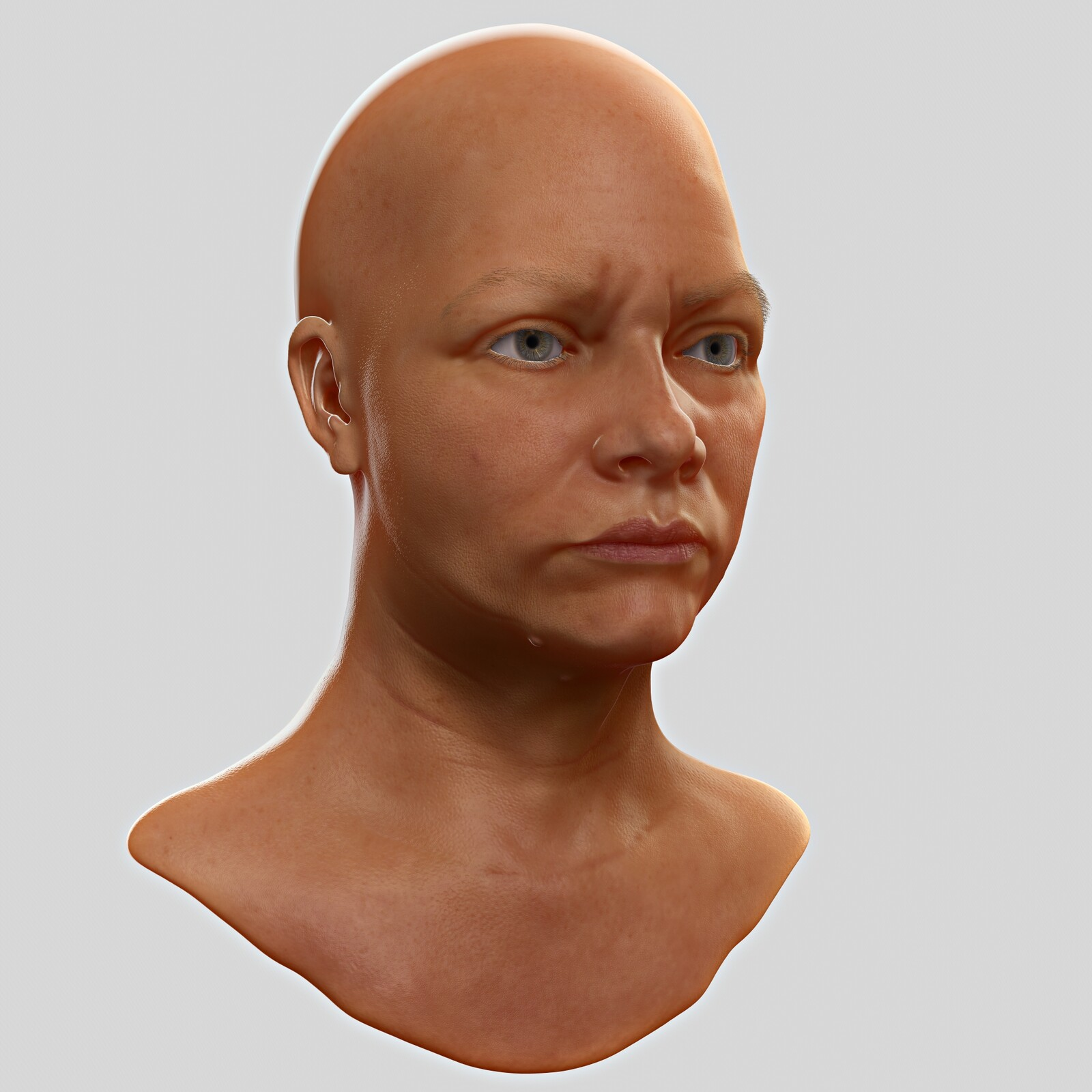 Adjustments to the shape of the face