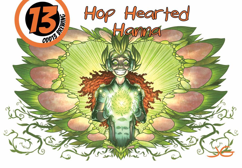 Hop Hearted Hanna