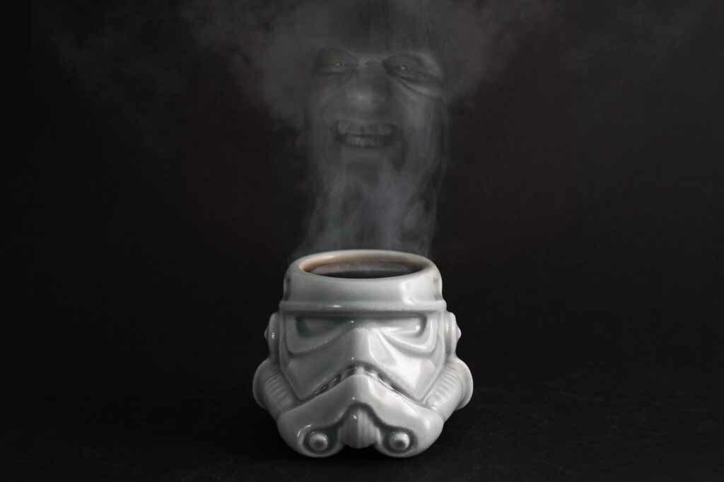 Espresso shot cup