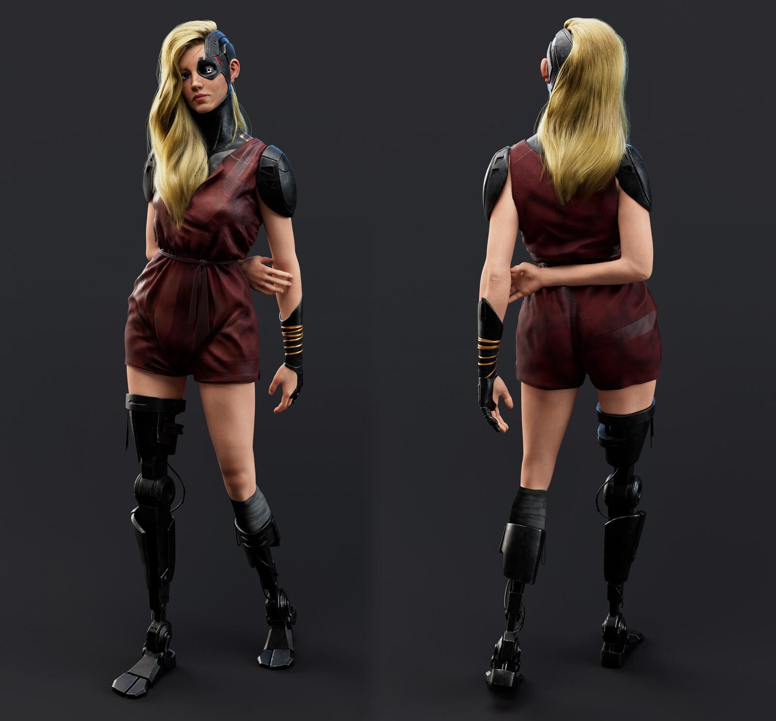 CyborgGirl