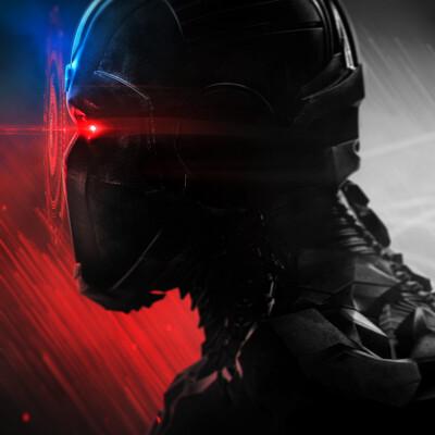 Mizuri au cyborg