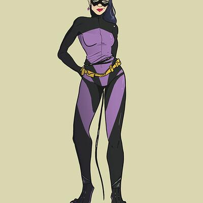 Ariel baham catwoman