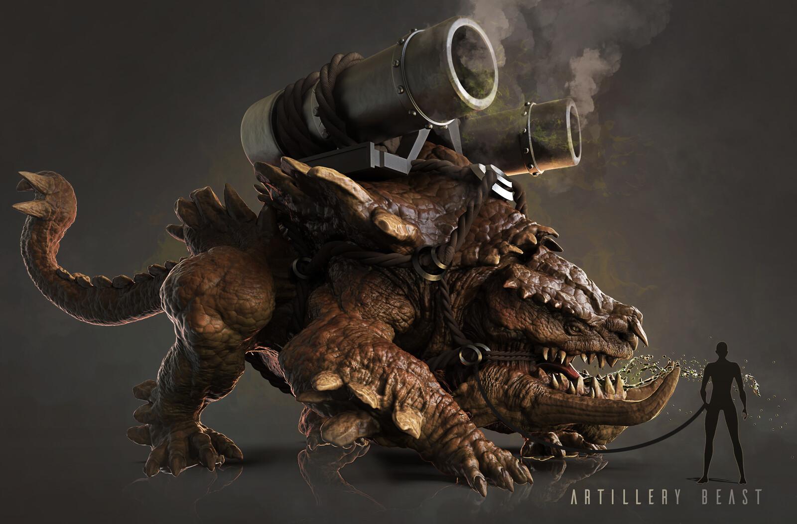 Artillery Beast