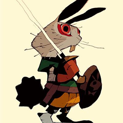 Satoshi matsuura 2020 08 01 rabbit knight s