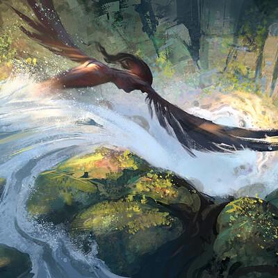 Eben schumacher flight of the forest spirit