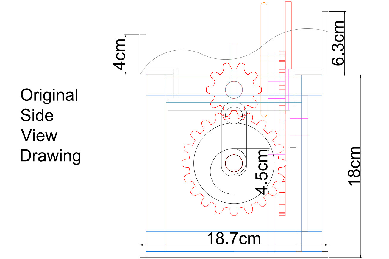 AutoCAD Drawing Side