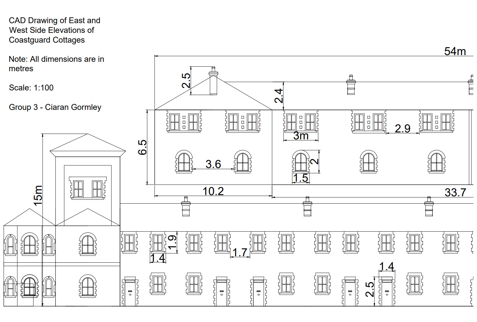 AutoCAD Drawings 3