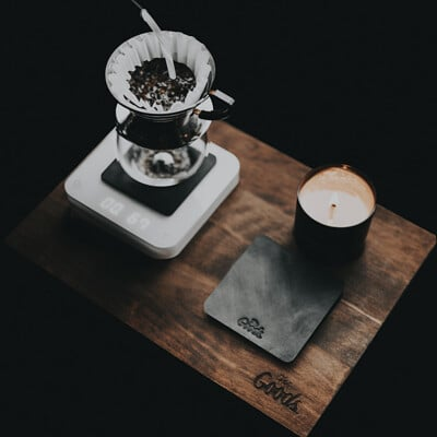 Darryl dias coffee bean and candle portfolio five min