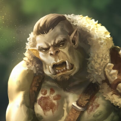 Ayu marques orc