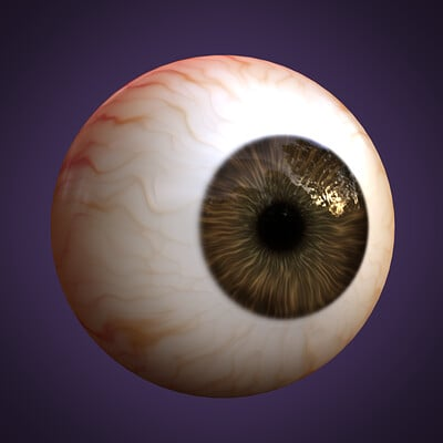 Andy cuccaro eye purple bg0068
