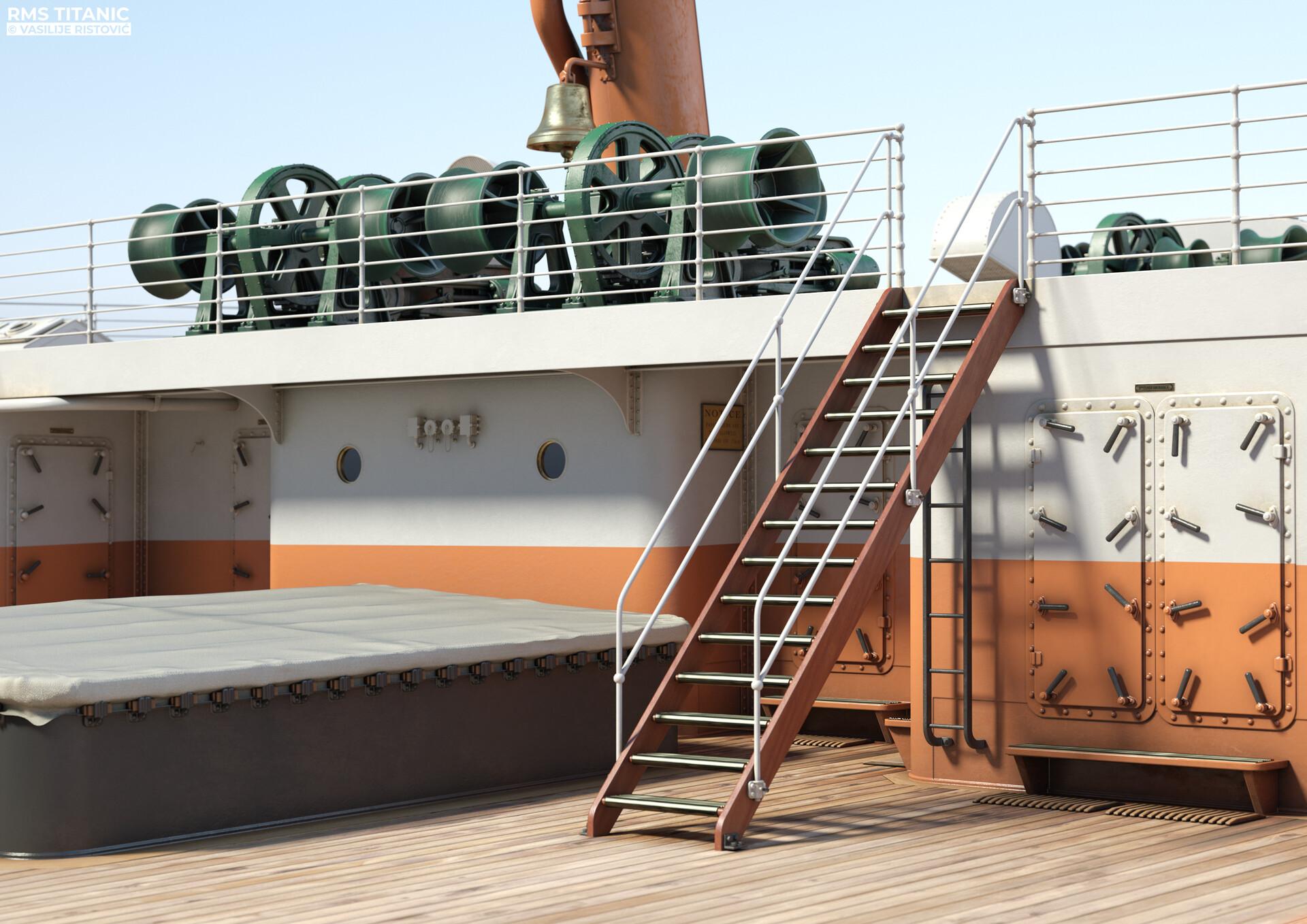 Montage Titanic Trumpeter 1/200 - Page 10 Vasilije-ristovic-04