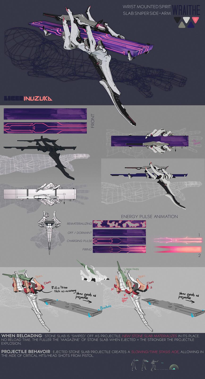 Concept by Liger Inuzuka!