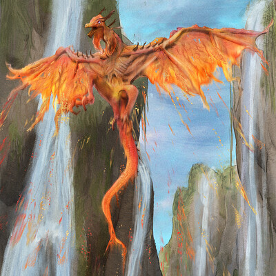 Shota uehara waterfall fix low