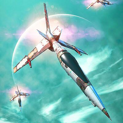 Luca oleastri sky patrol