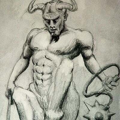 Daniel melendez boelian centaur by artisan187 d42b1ks