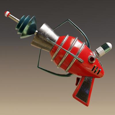 Mesut can kaptan lasergun2