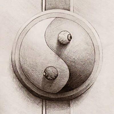 Daniel melendez boelian eyes of the yin and yang by daniel melendez boelian