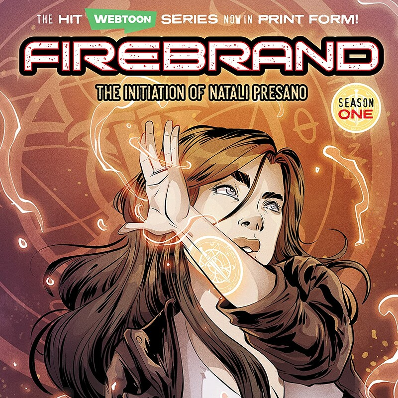 Firebrand Vol. 1: The Initiation of Natali Presano