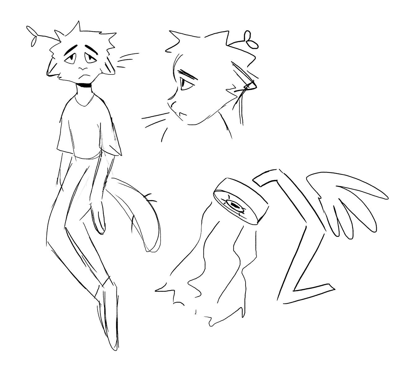 warmup sketches