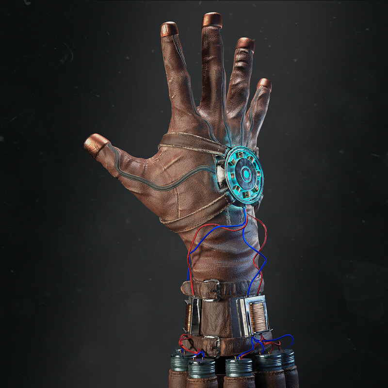 The Shock Glove