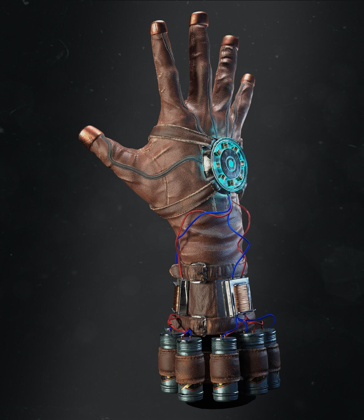 The Shock Glove