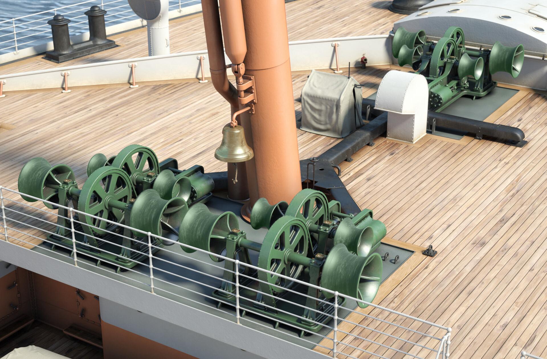 Montage Titanic Trumpeter 1/200 - Page 10 Vasilije-ristovic-03