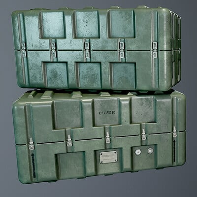 Vadim andreev crate logo