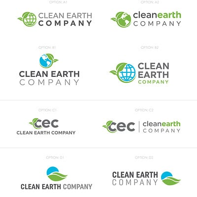 Garrett landry clean earth company logos 03