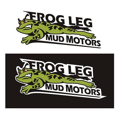 Garrett landry froglegmudmotors logo 01