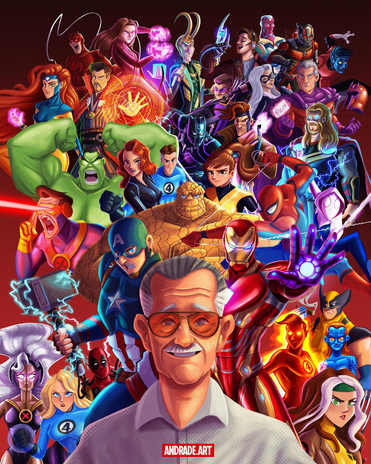 Marvel Month 2020