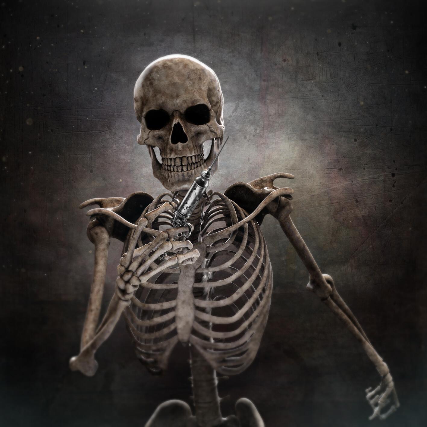 Skeleton Junkie
