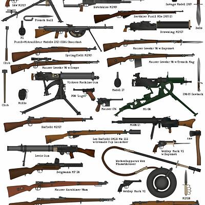 Ian stex all gun deluxe