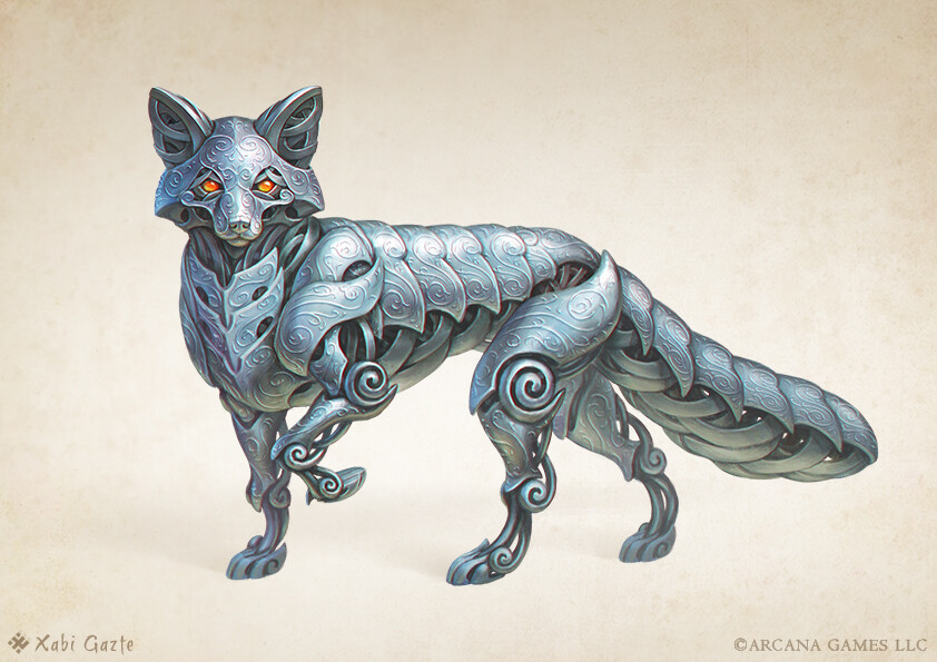 Quicksilver Fox