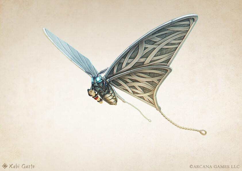 Steelwing Moth