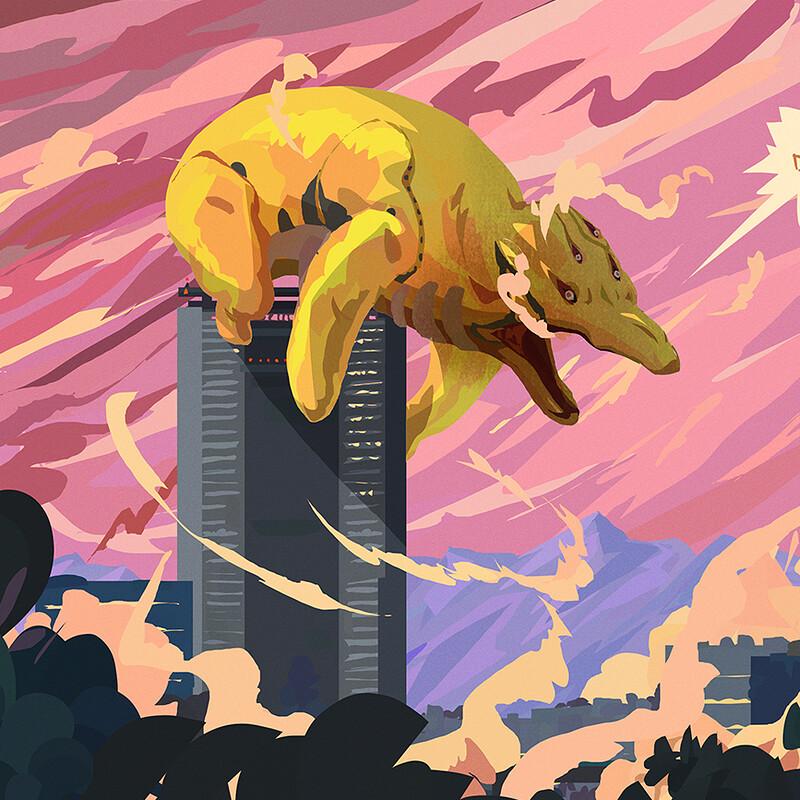 The Gilded Tapir, Harbinger of the Apocalypse