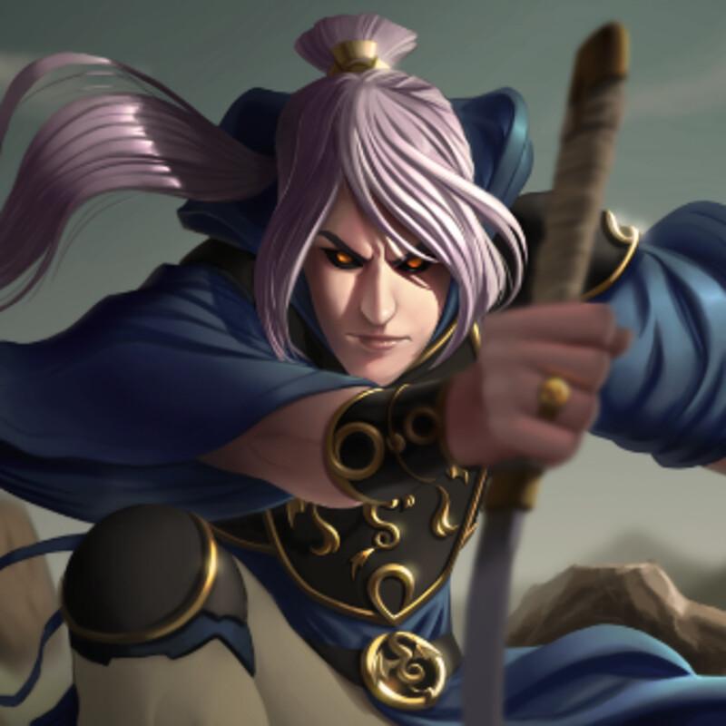 The Legend of the Great Draegon Swordsman