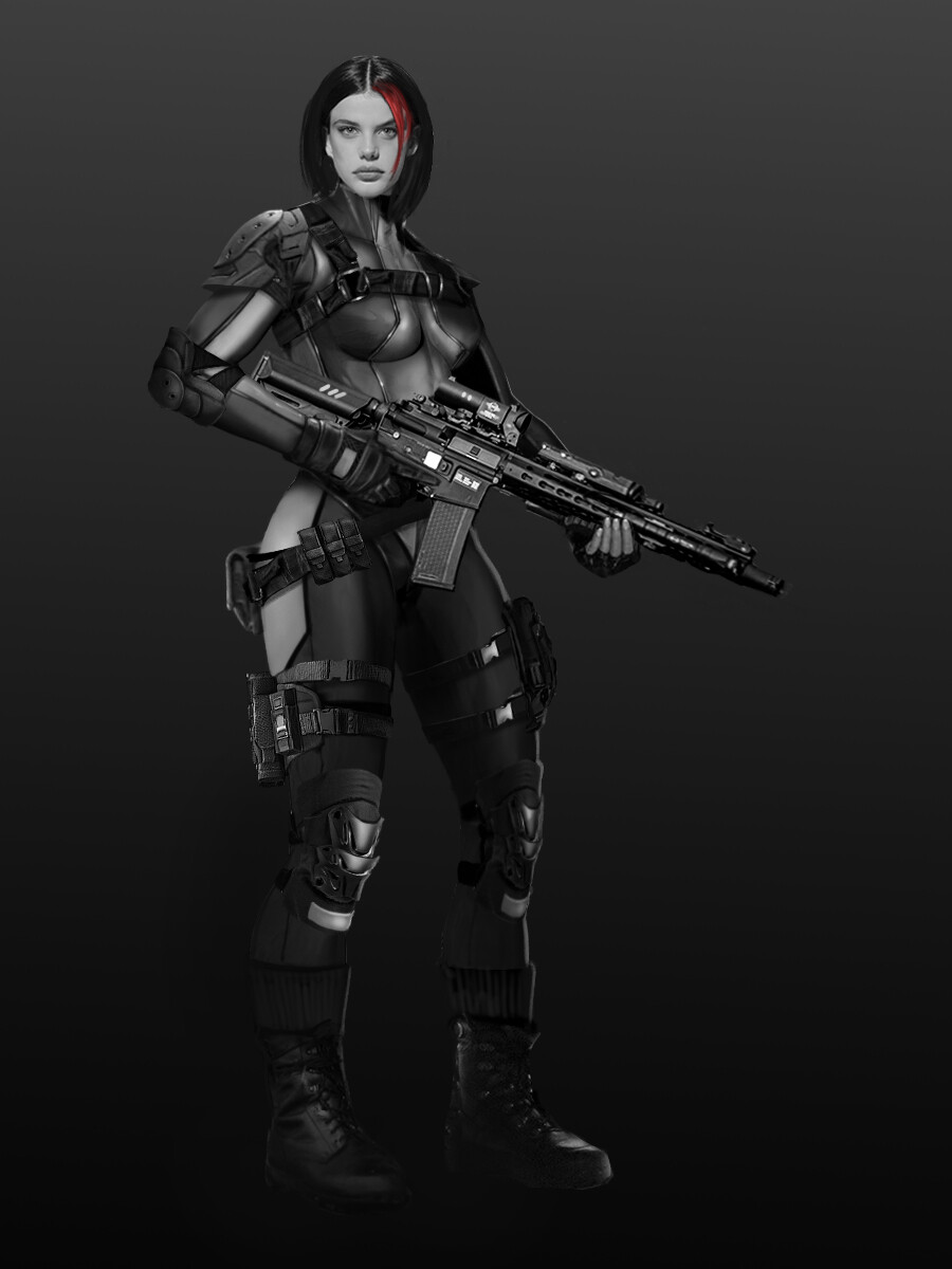 THE SOLDIER CONCEPT