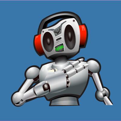Daniel melendez boelian boombox bot robot