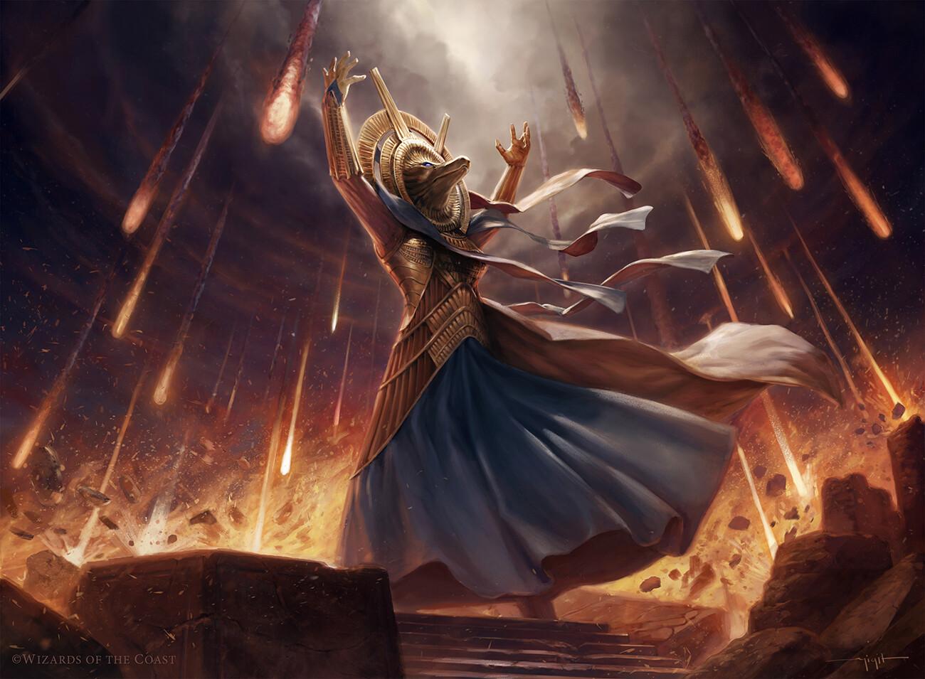 MtG : Anger of the Gods