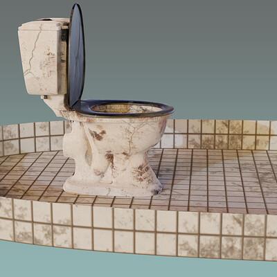 Robert kuroto dirty toilet hp 01