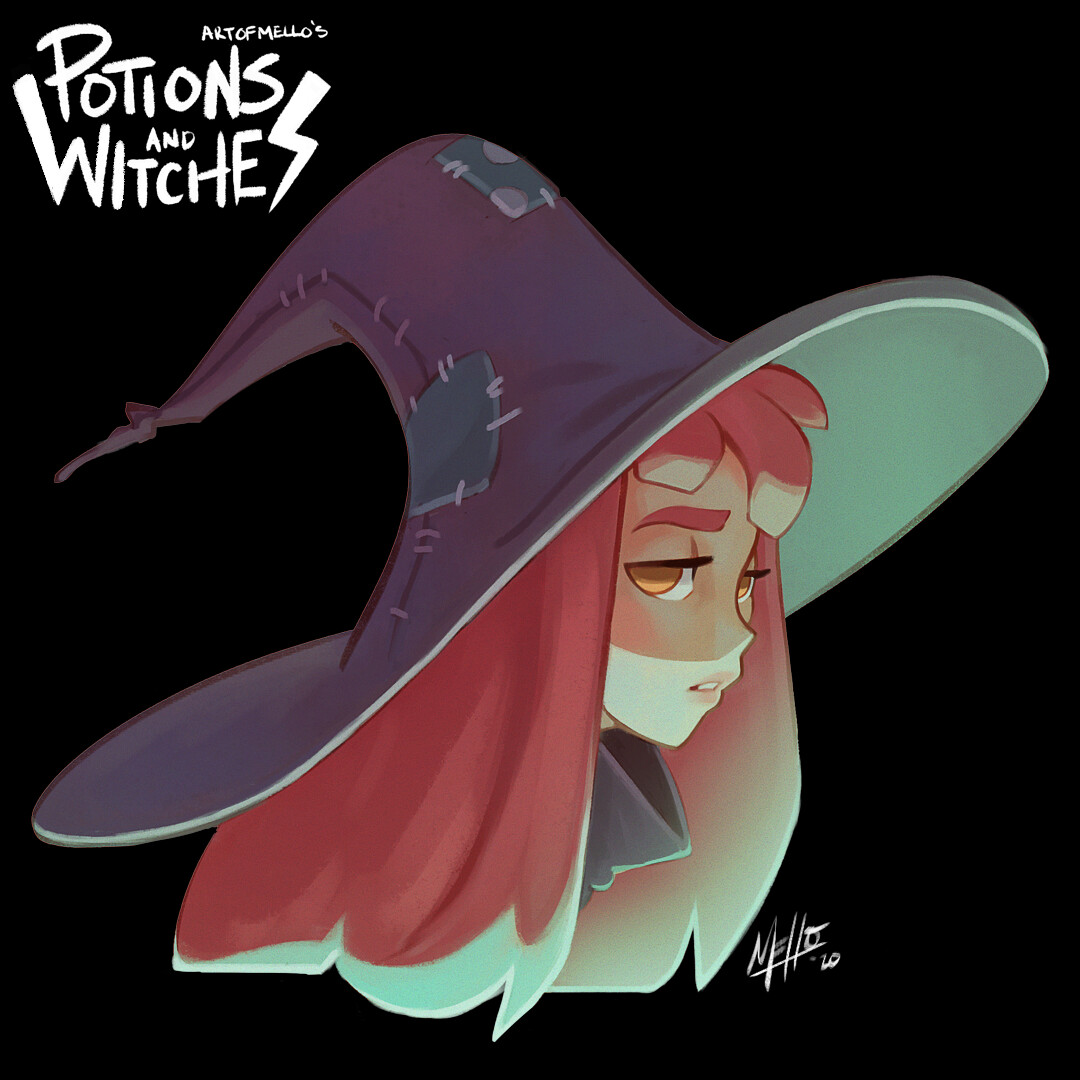 Potions & Witches