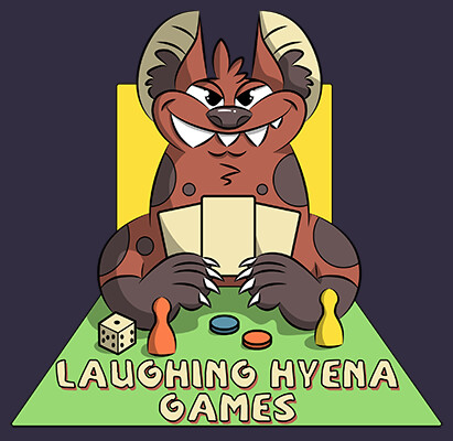 Laughing Hyena Games:  www.laughinghyenagames.com