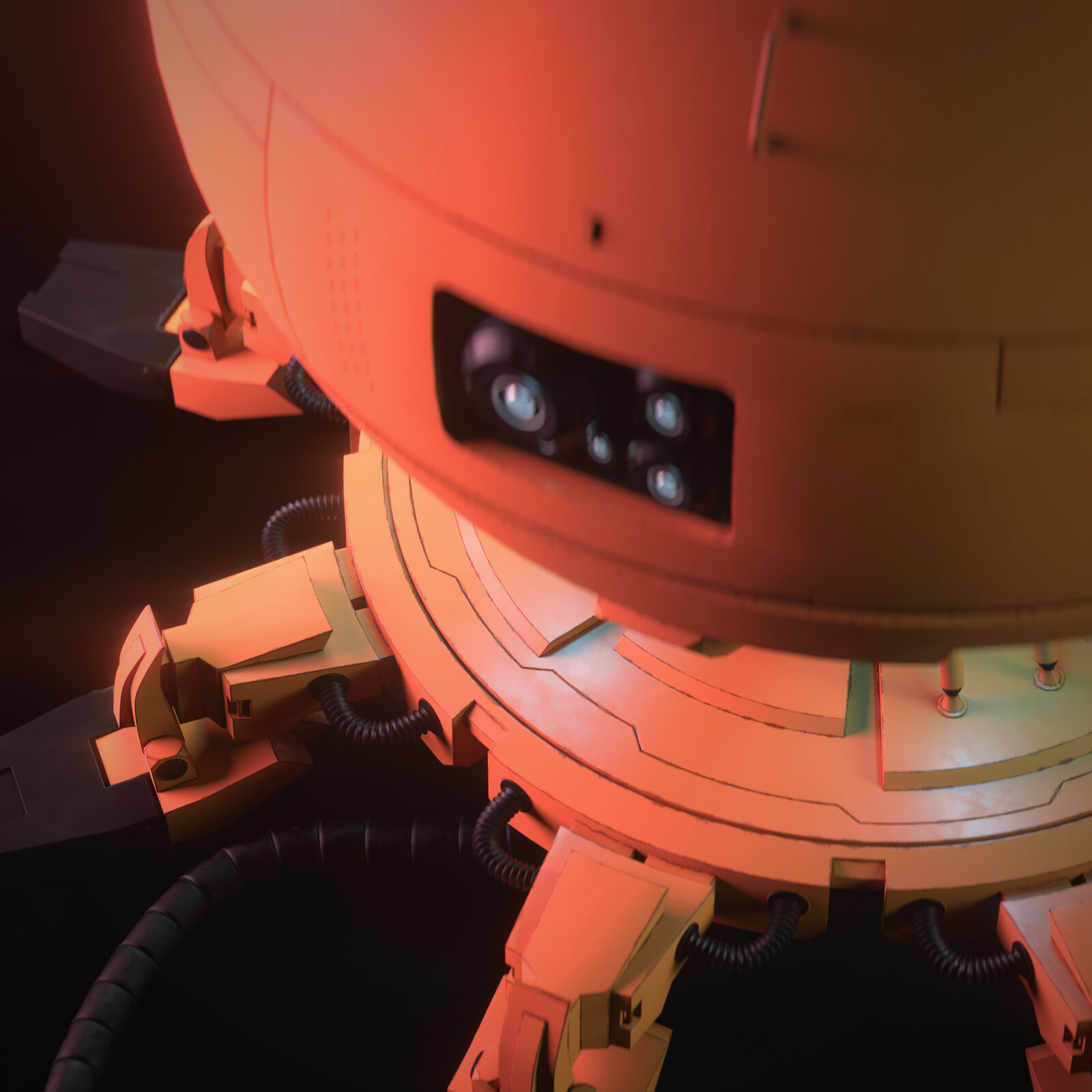 The ShaderBot - Detail 02