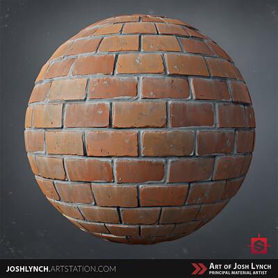 Joshua lynch wall brick large 01 sphere full