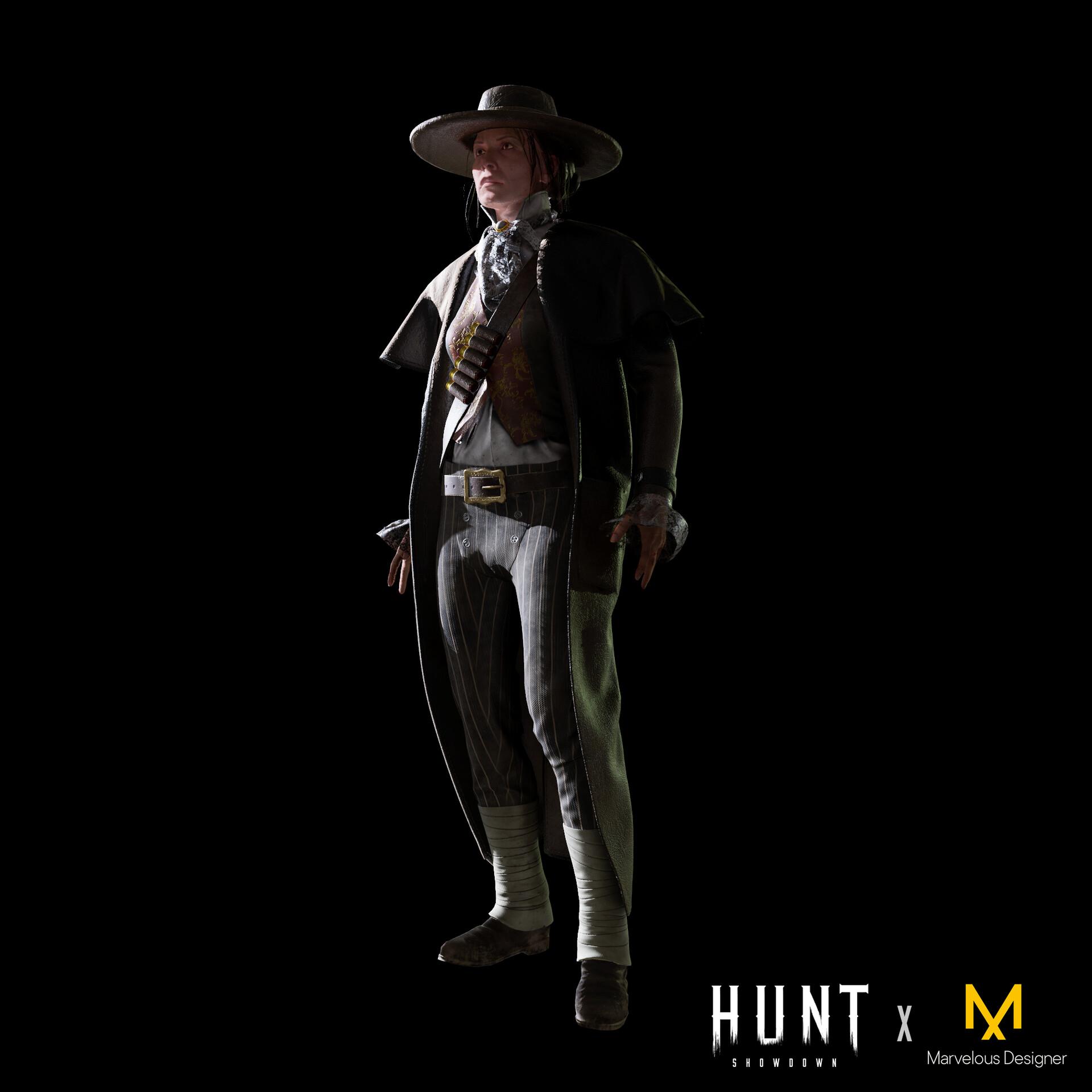 Hunt Showdown - Legendary Hunter Outfit