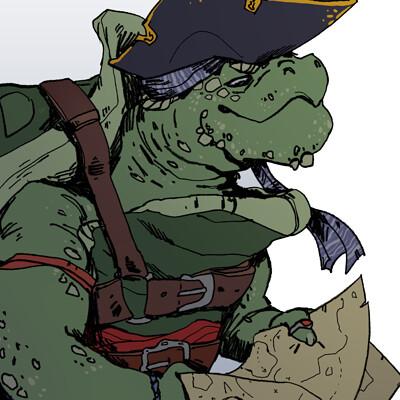 J zirebiec turtle captain