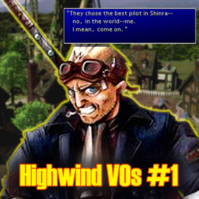 The thumbnail for the Cid Highwind VO #1